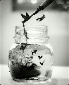 Imagination.