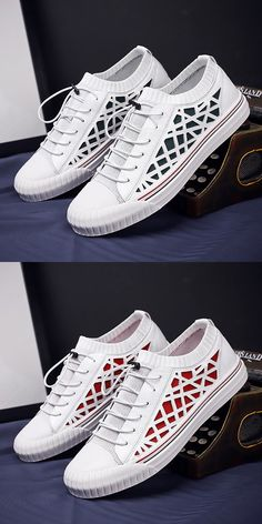 US $30.5 Click to buy> Prelesty Summer Comfortable Fashion Hip Hop Shoes Casual Sneakers Cool Young Student