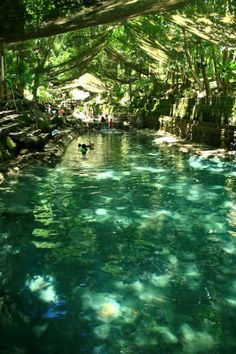 Ardent Hot Springs, Camiguin Island, Philippines