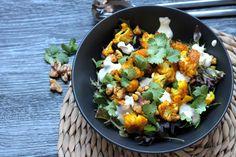 Keto Cauliflower Salad with Turmeric