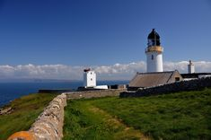 Dunnet Head lighthouse, most northerly point of th British mainland, Caithness, Scotland   Flickr - Photo Sharing!