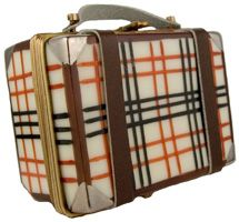 Burberry Suitcase Rochard/ Personal collection.