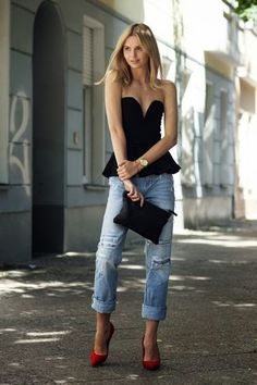 Into the fashion's World: Lovely Stylish look