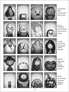 """""""Adventure Time"""" Yearbook"""