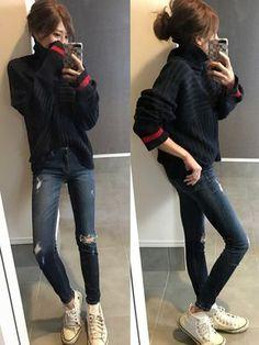 11AMのニット・セーターを使ったsayakaのコーディネートです。WEARはモデル・俳優・ショップスタッフなどの着こなしをチェックできるファッションコーディネートサイトです。