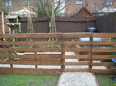 Garden fence - make a double fence to keep deer out, and a run between the fences for the chickens