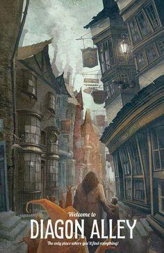 Imagenes de Harry Potter y Animales Fantasticos