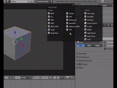 Tutorial Blender 3D 2.5 - Corso di base - 63: Timeline tempo scheda e formati di Rendering - #Animazione #Blender #CorsoBlender #Frame #LezioniBlender #OutputFormat #Redbaron85 #Rendering #Timeline #Videotutorial http://wp.me/p7r4xK-ds