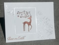 April Christmas Cards CCC13 by Oddesigns - Cards and Paper Crafts at Splitcoaststampers
