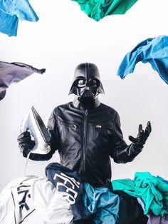 Viral - Darth Vader também se constipa... e vai às compras - Pessoas - DN