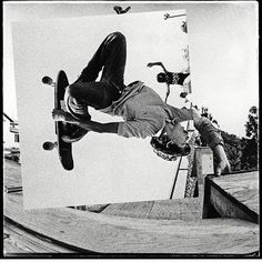 #markgonzales featured in the #trackerbook. Photo art collage by @ugdufour