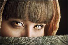 Люди разные... Восточные глаза
