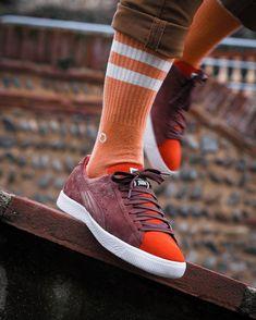 Patta x Puma Clyde Lit Shoes, Shoes Heels, Puma Classic, Groom Shoes, Fashion Shoes, Mens Fashion, Pumas, Summer Shoes, Kicks