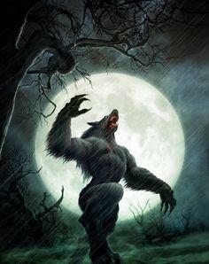 Lobisomem é um ser humano mitológica com a capacidade de se metamorfosear em um lobo ou uma criatura antropomórfica wolf-like, ou propositadamente, por ser mordido ou arranhado por outro lobisomem, ou após terem sido colocados sob uma maldição. Esta transformação é freqüentemente associada com o aparecimento da lua cheia. Lobisomens são frequentemente atribuídos força super-humana e os sentidos, muito além daquelas de ambos os lobos e os homens.