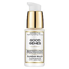 Shop Sunday Riley's Good Genes All-In-One Lactic Acid Treatment at Sephora. It's a multitasking lactic acid treatment.
