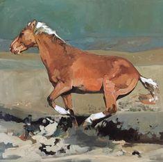 """Running Wild"" - Originals - All Artwork | Peggy Judy"