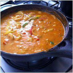 Uma receita tão maravilhosa como essa de bobó de camarão, vai ficar perfeita na reunião com sua família!