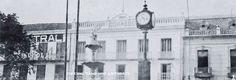 Reloj de la plaza de la Libertad