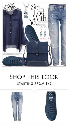 """""""In Love With You Titi"""" by lucky-1990 ❤ liked on Polyvore featuring H&M and adidas"""