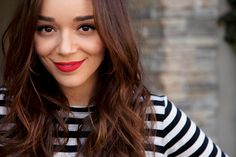Ashley Madekwe shares where she finds fashion inspiration