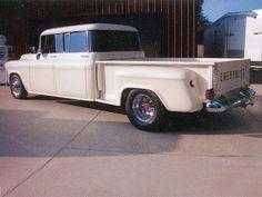 Custom Classic Trucks Magazine : See the USA in a Chevrolet