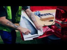 How To: Fit the Jack Rabbit Tonneau Cover - YouTube  Keep your pick-up bed protected this winter with a Jack Rabbit tonneau cover. Auto Styling Truckman's team explain how to fit the cover, available from our website (www.autostylinguk.co.uk).