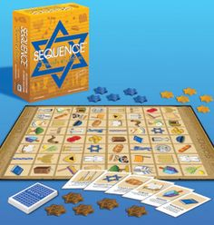 Love Jewish games that are like the regular games!