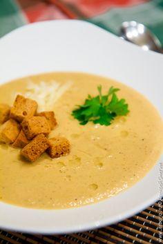 Крем-суп из тыквы   Кулинарные заметки Алексея Онегина