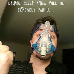 Ignoring Sleep Apnea will be extremely painful.... Get the sleep you need with CPAP supplies from Tibro Medical! Check out the link in bio for more info  #tibromedical #sleepapnia  #cpap  #cpapmachine #BiPAP #sleep #freeshipping #cpapsupplies #sleeptherapy #cpapmask