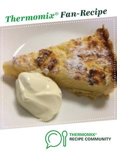 Recipe warm lemon tart by thermo-envy, learn to make this recipe easily in your kitchen machine and discover other Thermomix recipes in Baking - sweet. Lemon Recipes, Sweet Recipes, Gluten Free Cooking, Cooking Recipes, Bellini Recipe, Thermomix Desserts, Sweet Pie, Food N