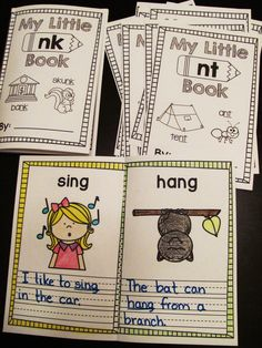Ending blends books that make practicing final blends fun and easy!
