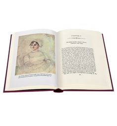 A Memoir of Jane Austen   Folio Illustrated Book