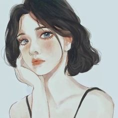 รวมรูปการ์ตูนผู้หญิง แบบเท่ๆ อาร์ตๆ ใช้เป็นภาพโปรไฟล์ หรือพื้นหลังมือถือได้เลยนะคะ                                                          ...
