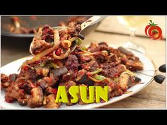 Nigerian food recipes for diabetic patients list of best local asun is roasted goat meat and is a nigerian delicacy served at parties as appetizers otherwise known as small chops forumfinder Gallery