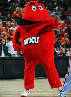 i love him - no matter what anyone says, i think that big red is the best college mascot ever!