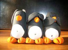 hear no evil see no evil speak no evil penguins