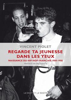 Un livre sur les pionniers du hip-hop français | Sidekicks | Abcdr du Son