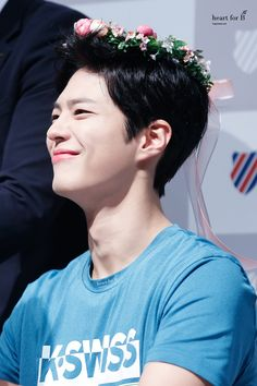 answer to my prayers : park bogum