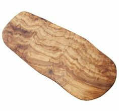 Naturally Med - Olive Wood Chopping / Cutting / Cheese Board - 18 inch