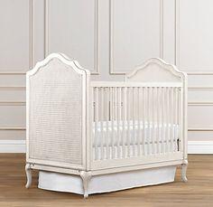 great girl crib.