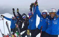 Le Azzurre polivalenti in pista a Les 2 Alpes