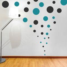 Polka Dots Wall Decals