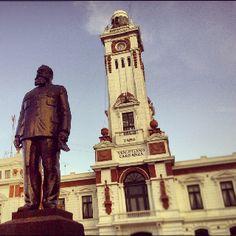 Buenos días a todos feliz lunes, que tengan un excelente inicio de semana. Saludos desde #Veracruz http://www.veracruztravel.com.mx