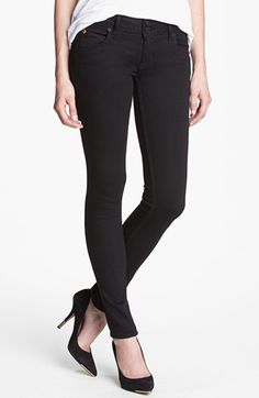 Black Skinny Jeans by Hudson Jeans. Buy for $165 from Nordstrom