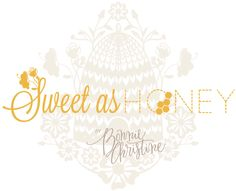 Sweet as honey lookbook.... I want all the fabrics for projects