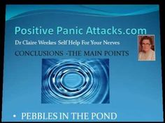 Claire Weekes Self Help For Your Nerves Dr Claire Hazel Weekes was born in Australia. She passed away Claire Weekes was a health writer and GP. Her books are what really brought her to world wide acclaim. Natural Remedies For Anxiety, Natural Health Remedies, Natural Cures, Health And Beauty Tips, Health Tips, Health And Wellness, Health Benefits, Health Care, Anxiety Tips