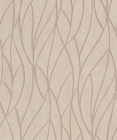 Clear Spirit (CSA-002-02-2) - Grandeco Wallpapers - An all over stylized leaf design wallpaper. Shown here in taupe. Other colourways are available. Please request a sample for a true colour match. Paste the wall. Pattern repeat is 64cm.