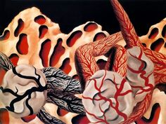 Learn more about The Blood of the World by Surrealist artist, Rene Magritte. Acrylic Painting Lessons, Watercolor Paintings Abstract, Watercolor Artists, Landscape Paintings, Abstract Oil, Painting Art, Marcel Duchamp, Rene Magritte, Salvador Dali