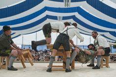 Соревнования, Большой конный праздник ежегодный в сентябре, начиная с 2008 г.