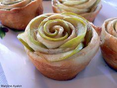 Ma Blogeria: ~~ שושנת תפוחים במאפה אישי ~~rosh hashanah